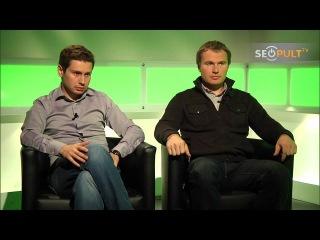 Александр Альперн и Дмитрий Грин в передаче