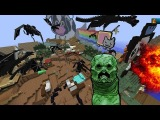 Троллинг игроков в Майнкрафт [Часть 2] + Разрушение сервера !
