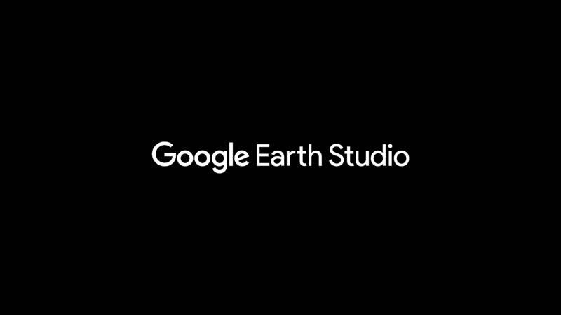 Google Earth Studio - Animation Reel - Сервис имитации аэросъемки 3D
