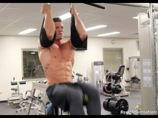 Swoldier Nation - Trainer Edition - Cardio, Abs, Calves - Olympia Prep