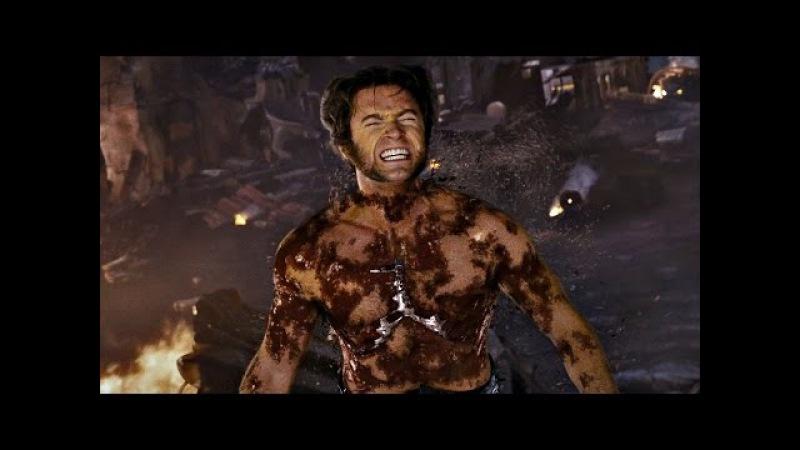 Росомаха убивает Джин Грей (Феникса). Люди Икс: Последняя битва. 2006.