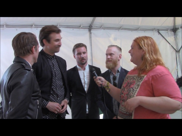 Exclusive Interview with Royal Republic at Rock On The Range 2017