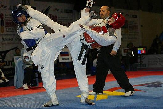 Online taekwondo wtf