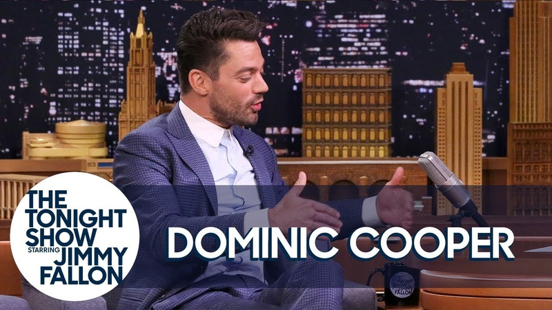 Dominic Cooper Might Have Been Stoned When Seth Rogen Convinced Him to Do Preacher