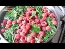 Ягодный компот с травами - вкусный витаминный комплекс!