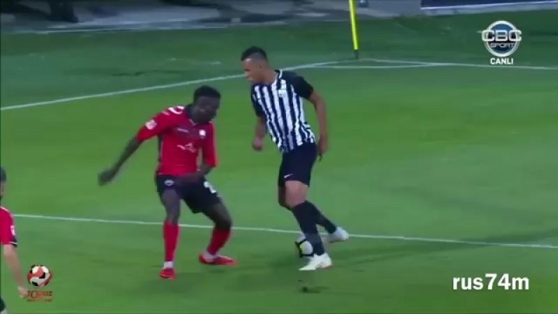 Dario Frederico vs Lalawele Atakora😨