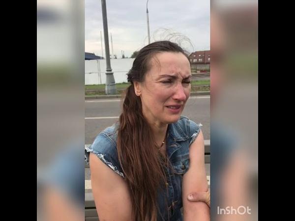 Погоня ДПС за пьяной бабой по МКАД 12.09.18
