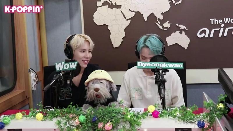 RADIO | 18.07.18 | Wow, Byeongkwan @ Arirang Radio K-POPPIN' IDOL CLASS 4 (Ep. 39)