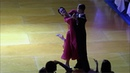 Madis Abel - Aleksandra Galkina EST, Tango | 2018 WDSF World Open Standard