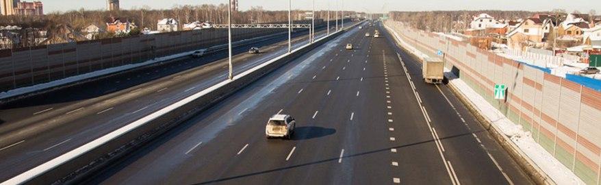 Трассу Москва-Петербург сделают только в конце 2018 года