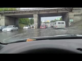Курган после дождя 15.08.18