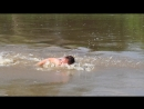 Бешеный поток на реке Ай