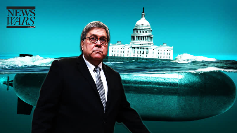 AG Bill Barr Confirms Criminal Conspiracy By Deep State