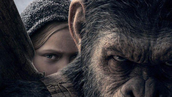 Планета обезьян. Война.2017 - 720p