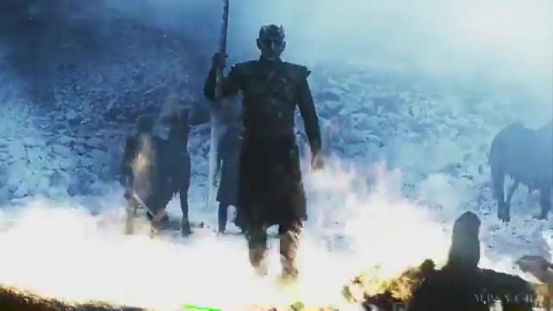 Game of thrones vine Игра Престолов Король ночи Daenerys Targaryen