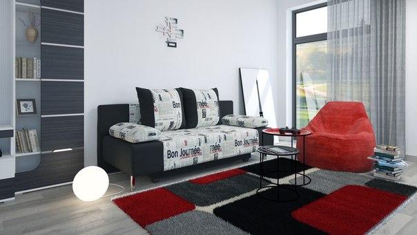 Стенка киото много мебели