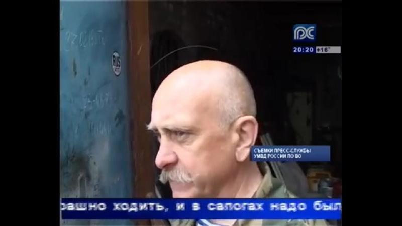 Николай Соколов. Самостоятельно построил 100-метровый мост, соединивший две деревни