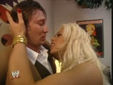 WWE.Monday.Night.Raw.2006.02.13 - Mickie James tried to seduce Trish Stratus' boyfriend