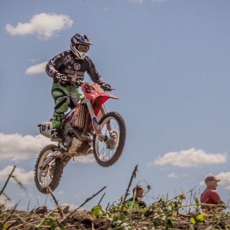 Орловец выиграл серебро Чемпионата национальной российской мотоциклетной федерации