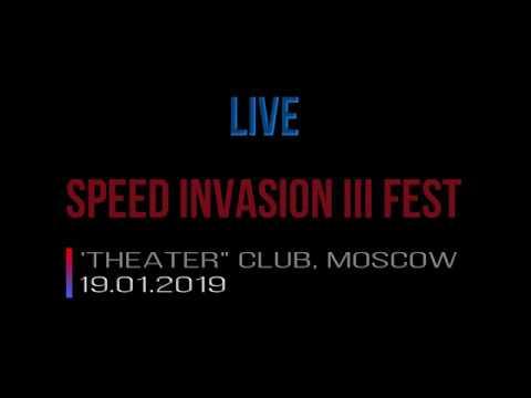 Razor Axe - Satans Call (live on Speed Invasion III)