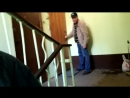 Человек ломившийся в квартиру № 51