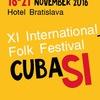"VIII FOLK FESTIVAL ""CUBA SI"", 22-24.11.2013,КИЕВ"
