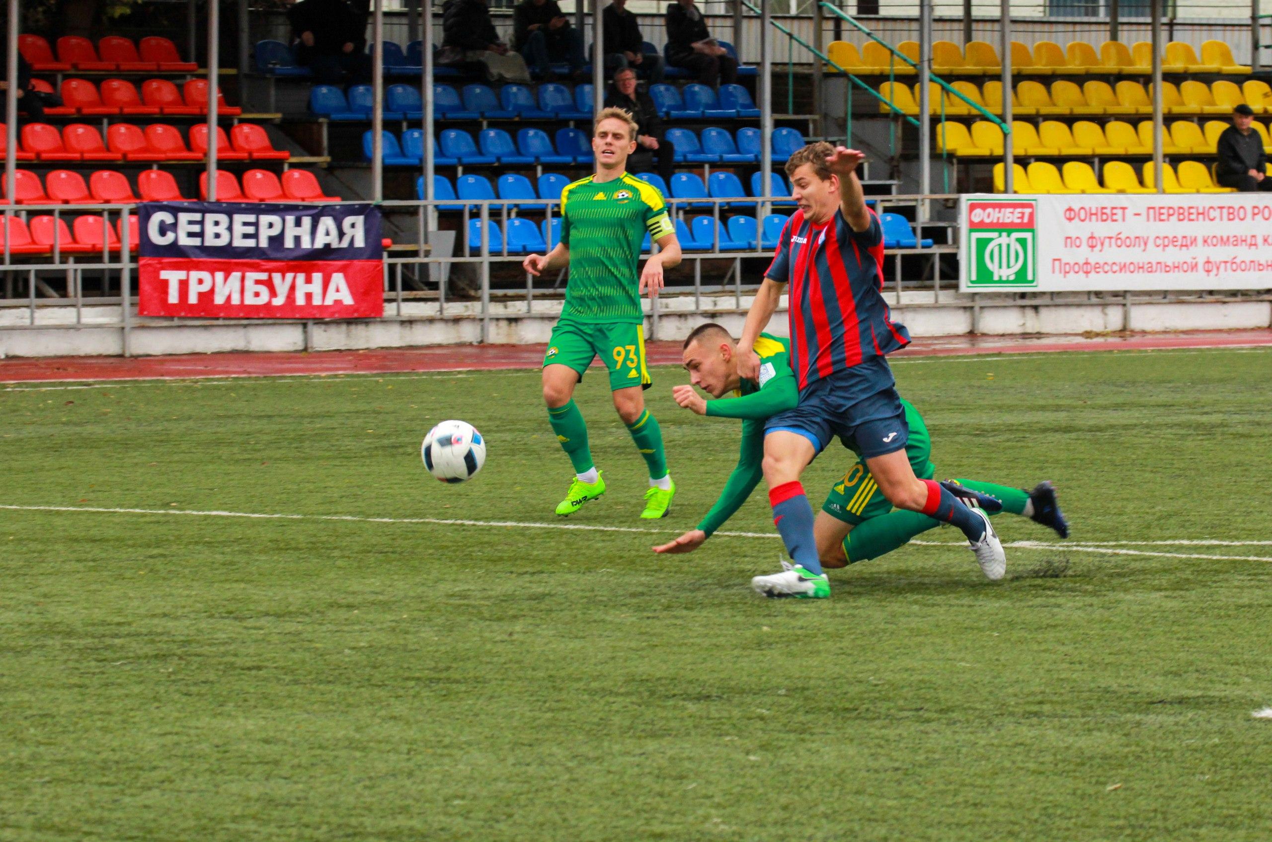 Прогноз на матч Академия - Динамо Ставрополь