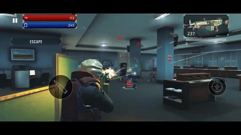Armed heist - Global release trailer