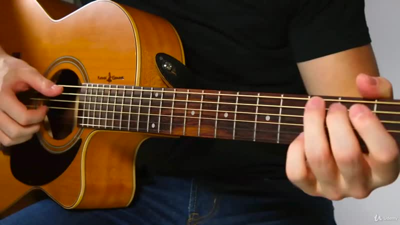 Udemy - Fingerstyle Guitar Intermediate Level Fingerpicking