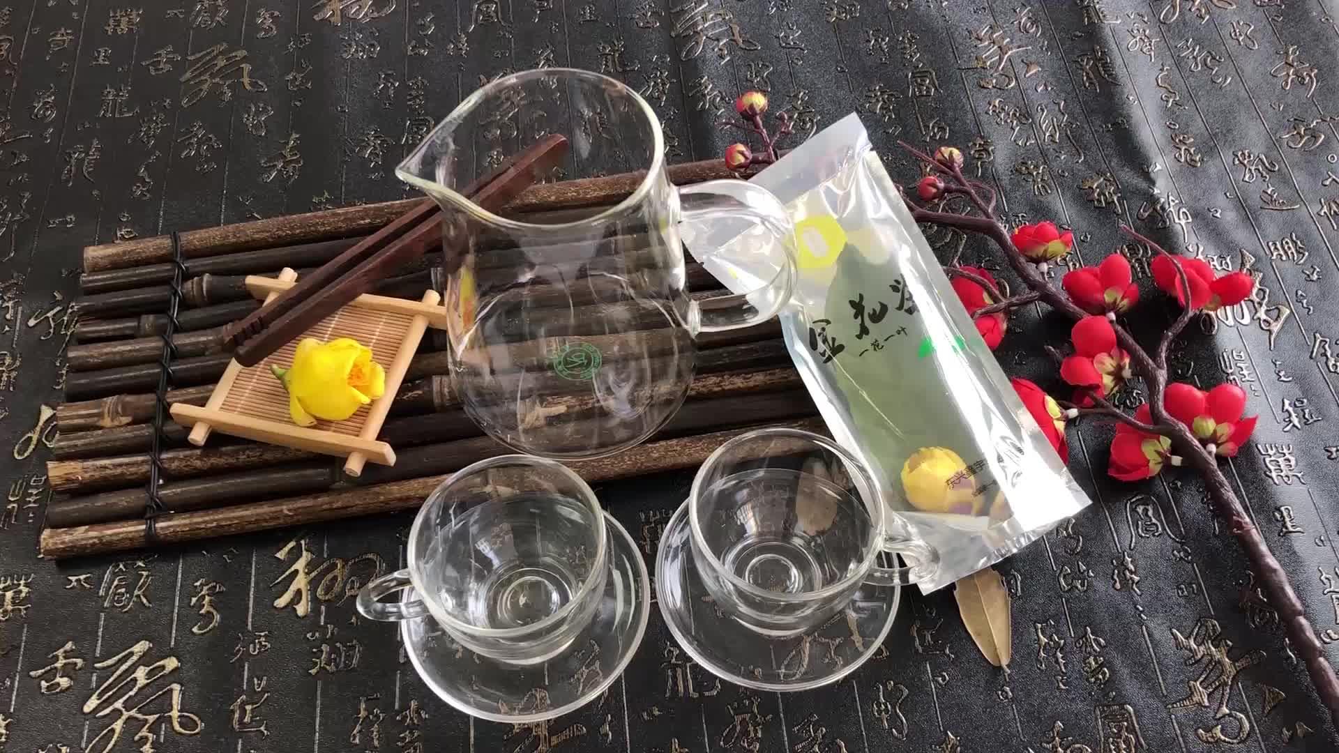 Что такое китайский травяной чай?