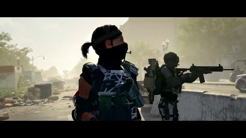 THE DIVISION 2 NEW Trailer New Post Apocalyptic Game 2019