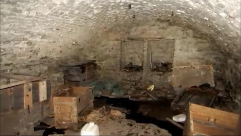 Подземный ледник в старой усадьбе