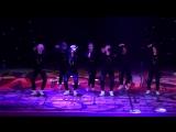 концерт школы танца Impulse 5 танец ( год 2018)