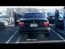 Битва выхлопов! BMW M5 без резонатора и BMW M5 без глушителя
