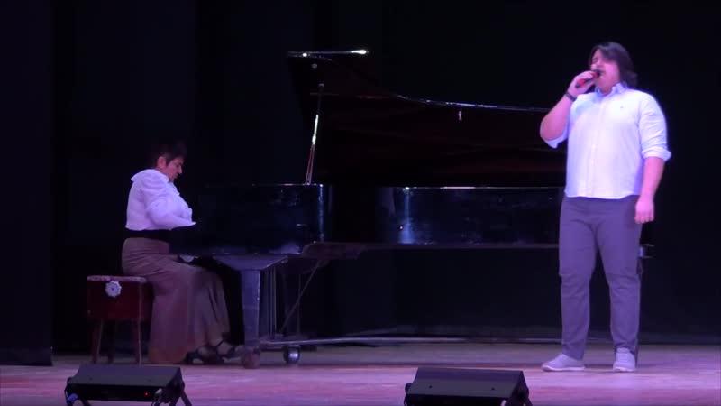 Международный конкурс- фестиваль Восходящие звёзды 2018 Образцовая джазовая вокальная студия Филл джаз - Фролов Никита.