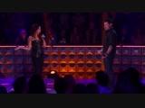 Drop the Mic Ashley Tisdale vs Nick Lachey - FULL BATTLE TBS