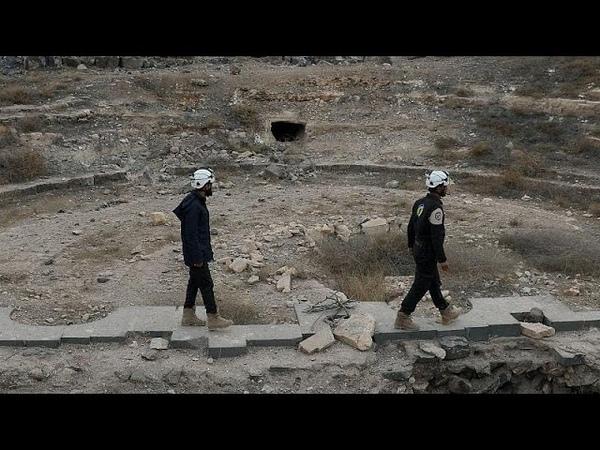 Израиль эвакуировал из Сирии членов Белых касок