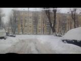 Север ??? ..⛳ НАШ СЕВЕРОДВИНСК ??? 💥 Он сегодня не похож !!!! 💥 💥 Выгляни в окошко - 💥 Снегу там не-множко !!!