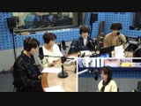 [190128] Seventeen) (Hip-Hop Unit: S.Coups, Wonwoo, Mingyu & Vernon) @ SBS Power FM Jung So Min's Young Street Radio