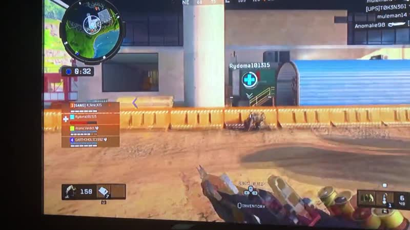 Whats the thought process here Black Ops 4