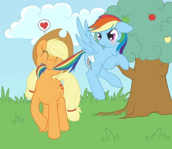 Литл Пони дружба и магия игра для девочек