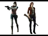 RESIDENT EVIL REVELATIONS 2 - Lévolution de CLAIRE REDFIELD