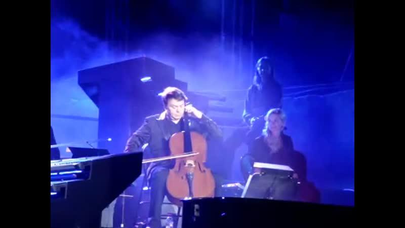 Yanni-Sasha Zhiroff.Cello Solo.Carthage.2014