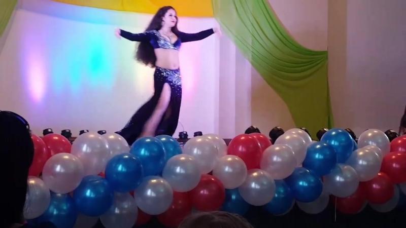 Зарбаилова ФридаXV Кубок Урала по восточным танцам