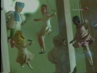 staroetv.su / Новости культуры (Культура, декабрь 2002) Выставка ёлочных игрушек