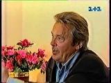 Alain Delon Ukraine Kiev 1997