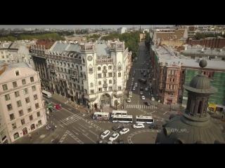 Петроградская сторона | Saint Petersburg | Vitaly Popov | DJI Mavic Pro