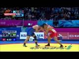 Reza Yazdani 2014 Incheon Asian Games freestyle wrestling 96kg