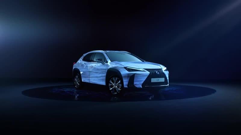 Эпизод 4. Lexus UX Hybrid. Ощутите силу философии YET