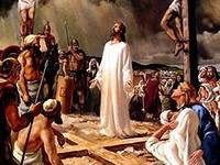 """План спасения человека был разработан еще  """"прежде создания мира """" (1Петра 1:20).  Одной из Божественных Личностей..."""